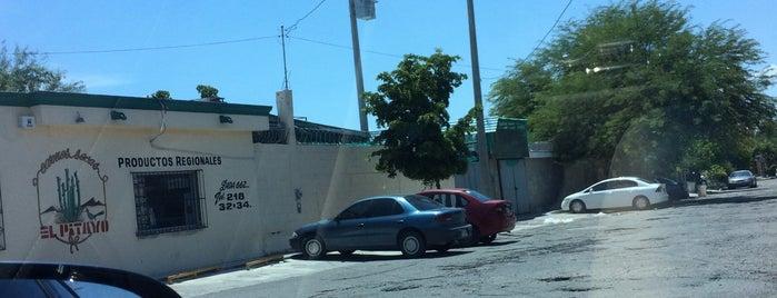 Carnes Secas El Pitayo is one of Hermosillo.