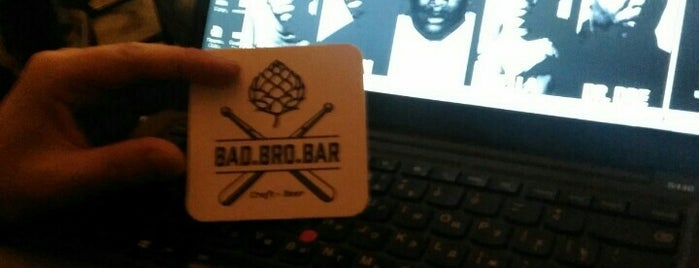 Bad.Bro.Bar is one of Galina 님이 저장한 장소.