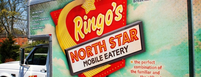 Ringo's North Star Mobile Eatery is one of Andrew 님이 좋아한 장소.