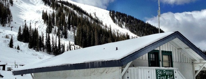 Arapahoe Basin is one of Tappin the Rockies...