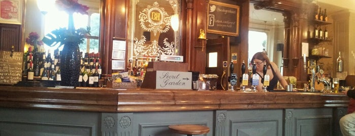 The Brook Green Hotel is one of London Pubs.