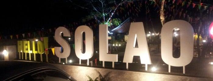 Hello! Solao is one of Locais salvos de Gerry.