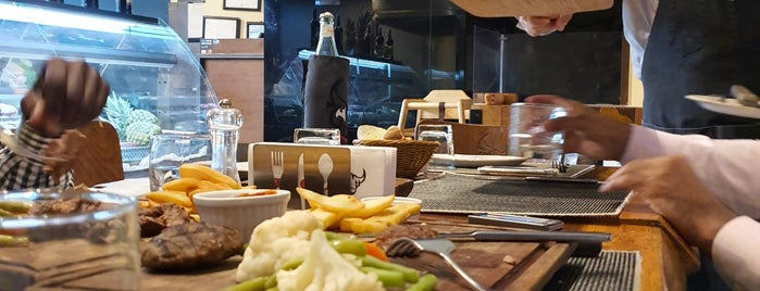 Lucca Steakhouse is one of Eastern province, KSA.