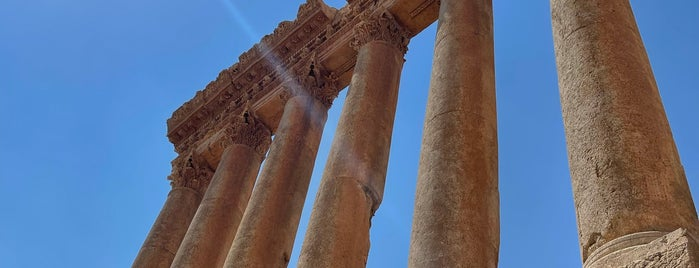 Temple Of Jupiter is one of World Ancient Aliens.