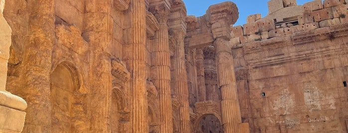 Temple Of Bacchus is one of World Ancient Aliens.