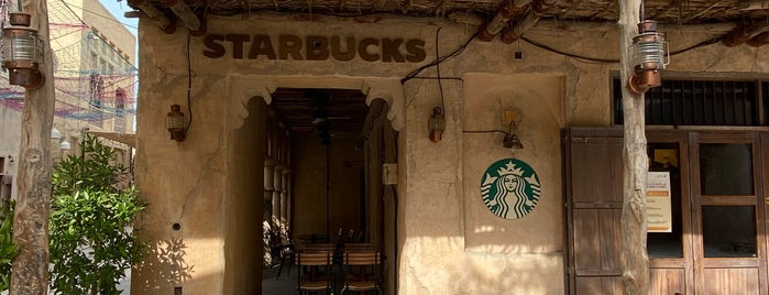 Starbucks is one of Dubai.