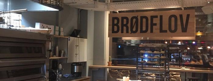 Brødflov is one of Copenhagen.