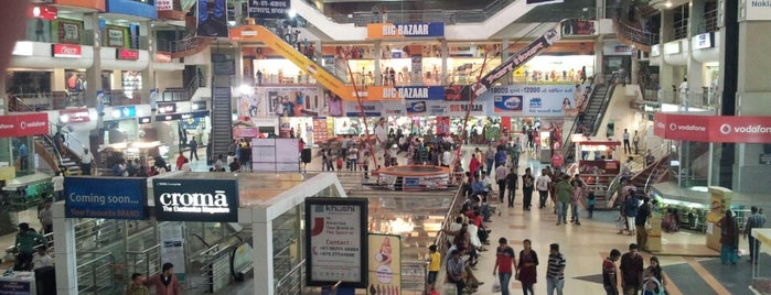 Himalaya Mall is one of Lieux qui ont plu à Parth.