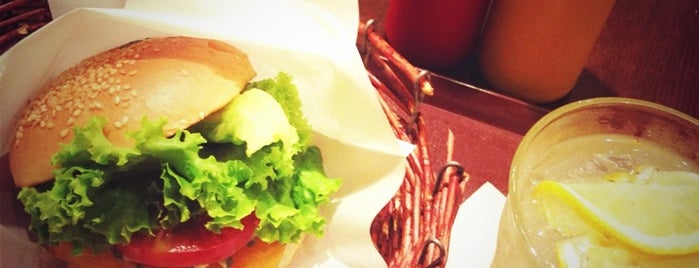 Freshness Burger is one of Kyoto shanti cafe.