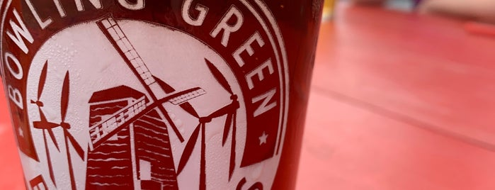 bowling green beer works is one of FT7.