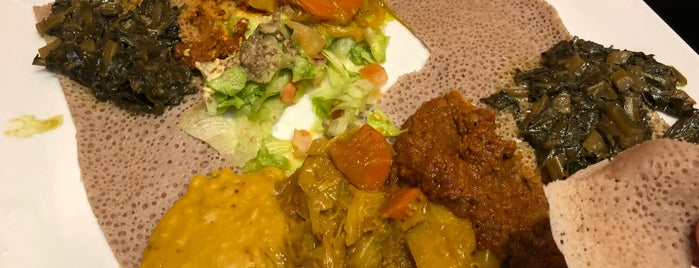 Tadu Ethiopian Kitchen is one of SFO.