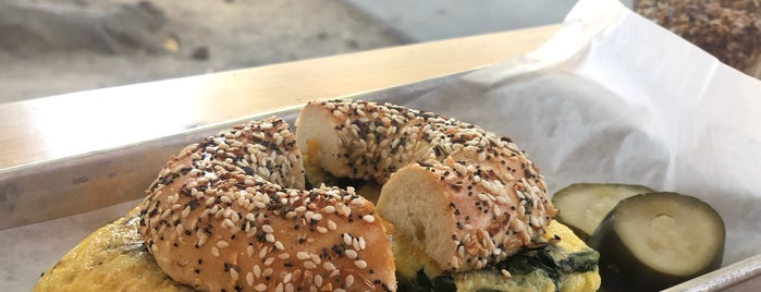Beauty's Bagel Shop is one of Town Lunch.