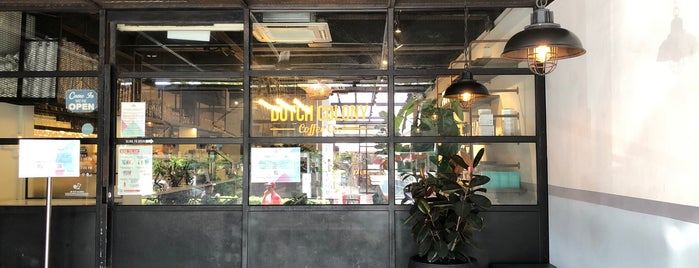 Dutch Colony Coffee Co. is one of Singapore Coffee Shops.