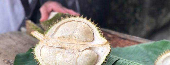 Green Acres Durian Farm is one of Penang.