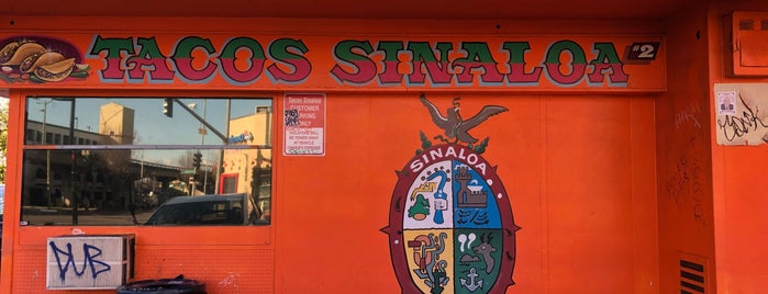 Tacos Sinaloa #4 is one of SF.