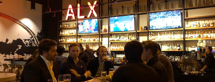 Alx Gastropub is one of My Drink List.