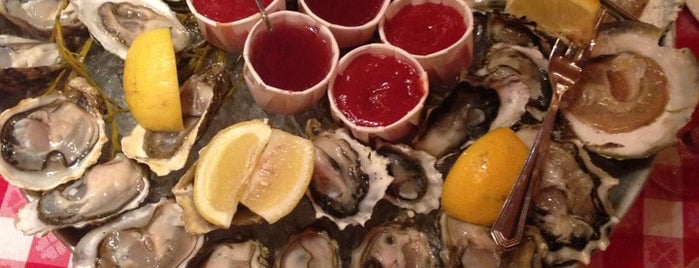 Grand Central Oyster Bar is one of Uber's Guide to New York Oyster Week.