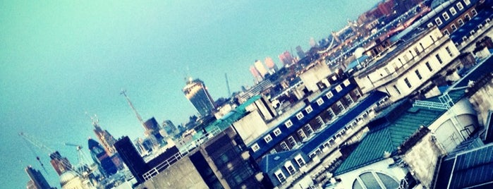 Radio is one of London Favorites.
