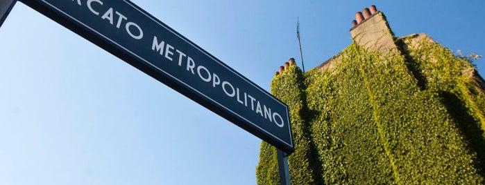 Mercato Metropolitano is one of London's Best Street Food.