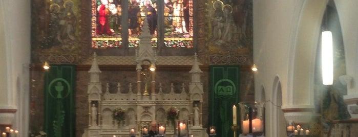 Claddagh Church is one of Blondie'nin Beğendiği Mekanlar.