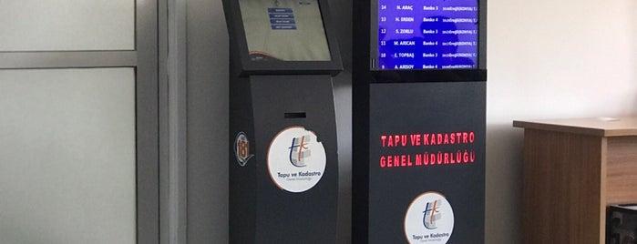 Konya Ereğli Tapu Müdürlüğü is one of Omer 님이 좋아한 장소.