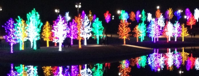 Vitruvian Lights is one of Dallas/Ft. Worth.