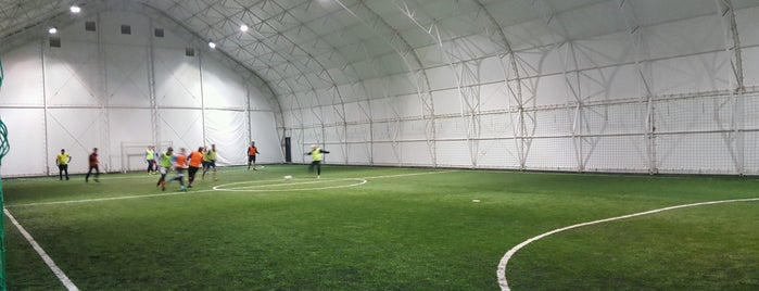 "Стадион ""ДОК 9"" is one of สถานที่ที่ Денис ถูกใจ."