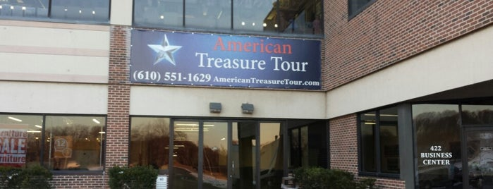 American Treasure Tour is one of Oddities.