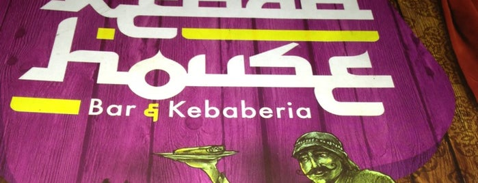 Kebab House is one of Bar.