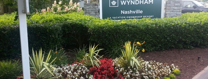 Wyndham Nashville is one of Anne's Liked Places.