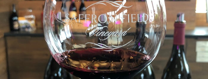 Saffron Fields Vineyard is one of Wine Country.