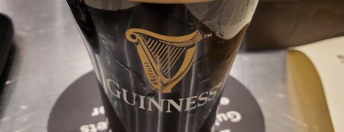 Guinness Open Gate Brewery & Barrel House is one of Lieux sauvegardés par Brent.