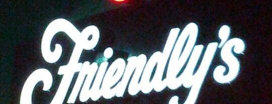 Friendly's is one of สถานที่ที่บันทึกไว้ของ Cassie.
