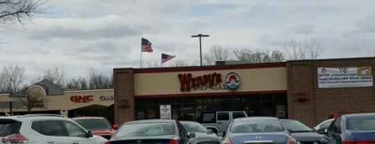 Wendy's is one of Jeff'in Beğendiği Mekanlar.