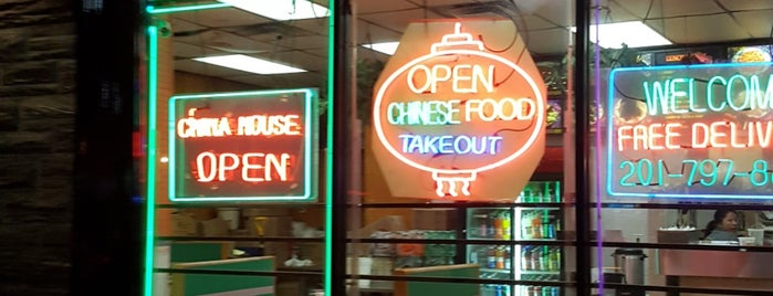 China House is one of Been.