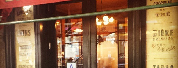 Balthazar is one of Food Near the Venues.