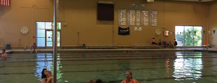 The Grove: Aquatic and Fitness Center is one of Marybeth : понравившиеся места.