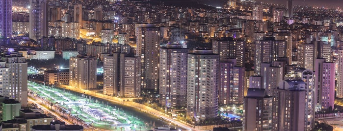 Ataşehir is one of ROMANTİK..
