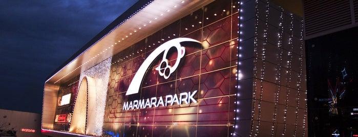 Marmara Park is one of İstanbul'da En Çok Check-in Yapılan Mekanlar.