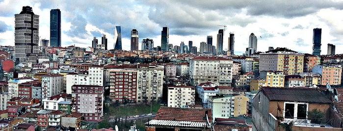 Mecidiyeköy is one of İstanbul'da En Çok Check-in Yapılan Mekanlar.