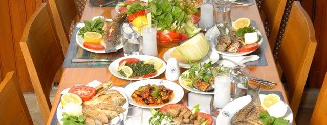 İsmet Baba Restaurant is one of yenilesi.