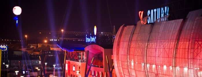 Forum İstanbul is one of İstanbul'da En Çok Check-in Yapılan Mekanlar.