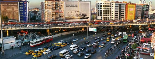 Mecidiyeköy is one of Istanbul - En Fazla Check-in Yapılan Yerler-.