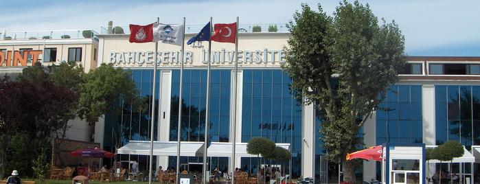 Bahçeşehir Üniversitesi is one of Universities in Turkey.