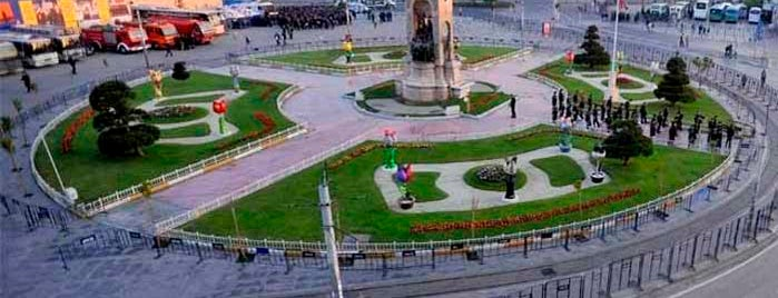 Place Taksim is one of Must-Visit ... Istanbul.