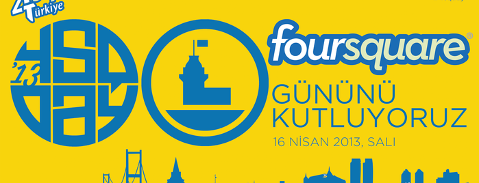 Lokal Asmalı is one of Foursquare Day 2013 - April 16.