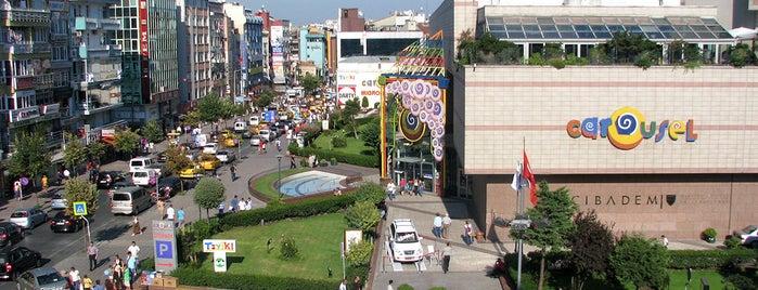 Bakırköy is one of Türkiye'de En Çok Check-in Yapılan Mekanlar.
