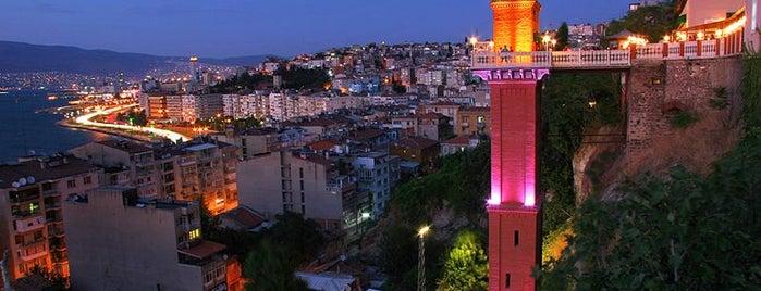 Tarihi Asansör is one of İzmir.