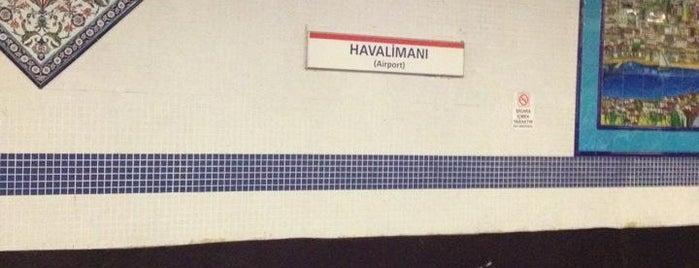 İstanbul Atatürk Havalimanı (ISL) is one of Gezenti :).