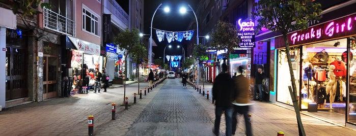 Bakırköy is one of İstanbul'da En Çok Check-in Yapılan Mekanlar.